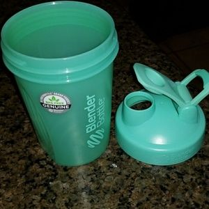 Mint Blender Bottle